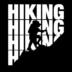 Hiking Bergsteigen Wandern Berge