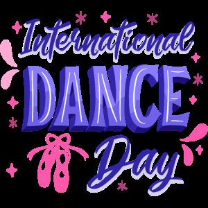 Gedenktag - International Dance Day