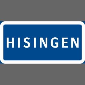 Vägskylt Hisingen