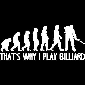 Billard Evolution