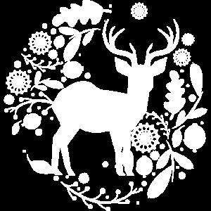 Hirsch - Deer - Naturschutz