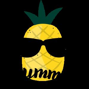Mustache Ananas
