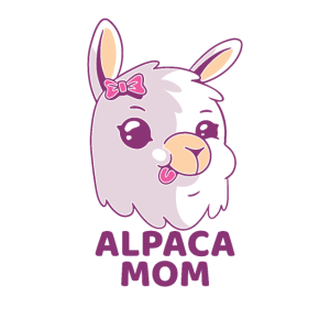 Alpaca Mom