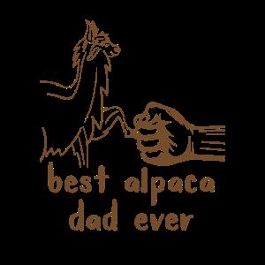 Best Alpaca Dad ever