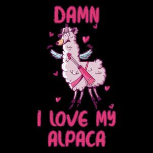 Damn I love my Alpaca