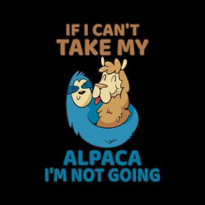 Take my Alpaca