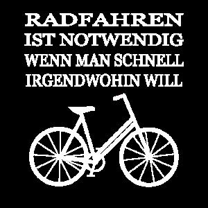 Radfahrer Geschenkideen