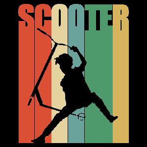 Stunt Scooter Roller Kinder & Jungen