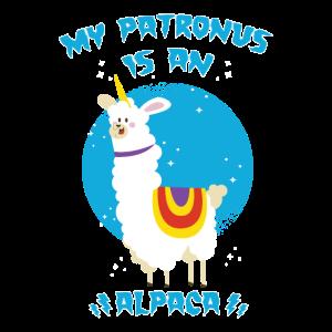 My Patronus is an Alpaca