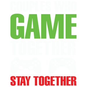 Couples who Game togehter Stay together