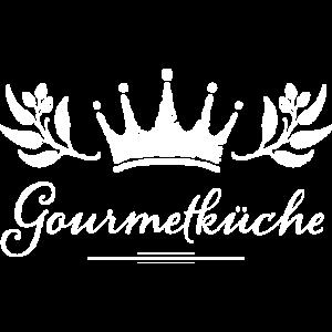 Gourmetküche white