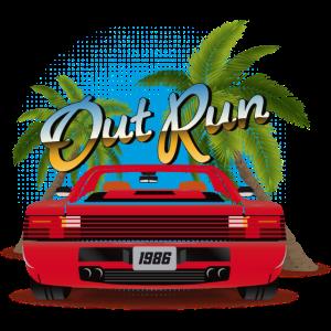 Out Run [Retro game]
