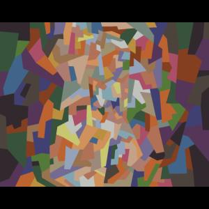 Kubistische Ästhetik 2