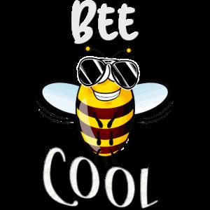 Imker Papa Biene cool