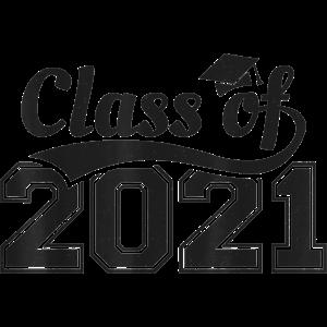 Abschluss Graduation Abitur Klasse 2021