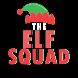 Elf-Squad Elfen Squad ELF SQUAD Elfe