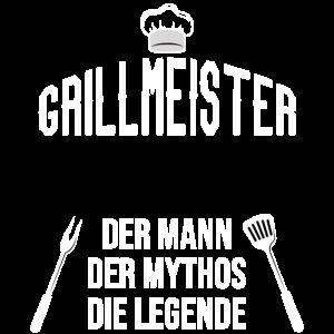 Grillmeister Bbq Grillen Geschenkidee