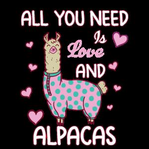 Love and Alpacas