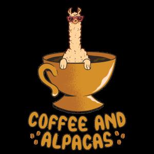 Coffee and Alpacas