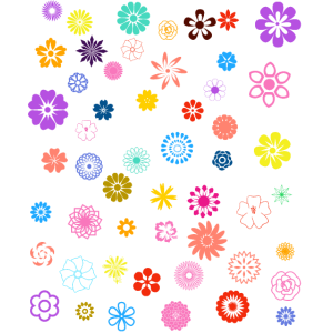Spring Colors PNG