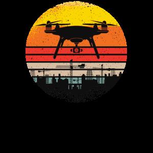 Drohnenpilot Drohne Kamera Quadrocopter Ingenieur