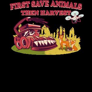 Tierschutz Verein Drohnenpilot Drohnen Piloten