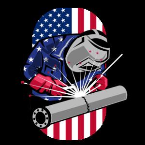4th of july, 4th of july welder, american welder