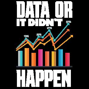 Datenanalyse Datentechnik Business Intelligence