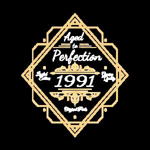 Jahrgang 1991 Gereift zur Perfektion