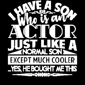 Schauspieler Mein Sohn ist ein Schauspieler
