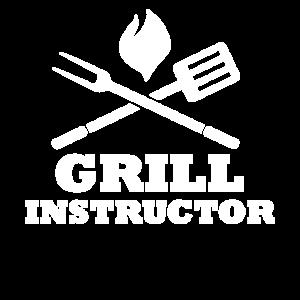 Grill Instructor - Grillen BBQ Steak Barbecue
