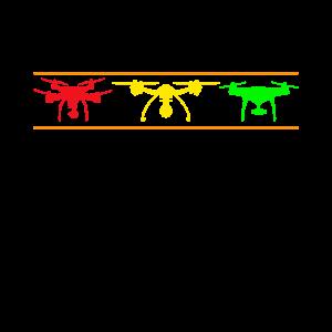 Drohnenpilot Drohne Kamera Quadrocopter Collection