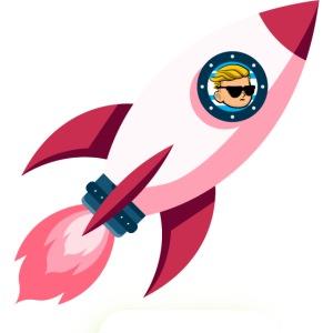 WSB Rocket GME