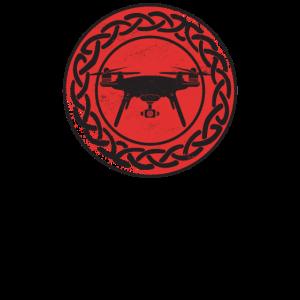 Drohnenpilot Games Drohne mit Kamera Quadrocopter