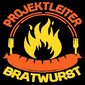 Projektleiter Bratwurst