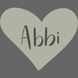 Abbi - hjärta