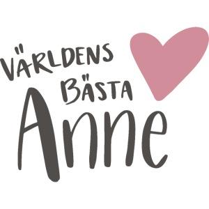 Världens bästa Anne