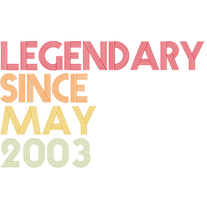 18. Geburtstag 18 Jahre alt Mai 2003 Geschenk