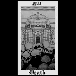 XIII Death Tarod card