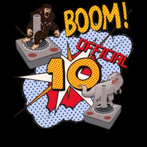 Gamer PC games gaming zocken Gamer 10 Jahre alt
