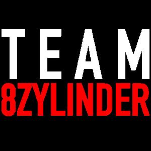 Team 8 Zylinder