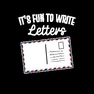 Brieffreund Brieffreundin Post Nostalgiker Brief