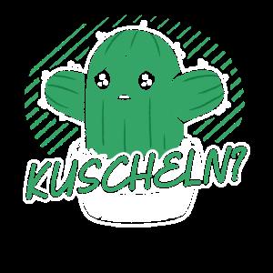 Kaktus Kuscheln - süßes kuschel Katktus Geschenk