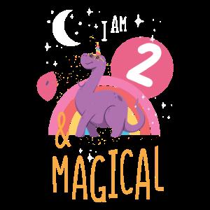 Ich bin zwei und Magisch