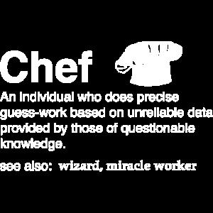 Lustiges Geschenk von Chef Definition für