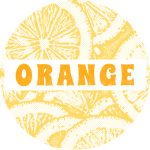 Orange Illustration Orangen