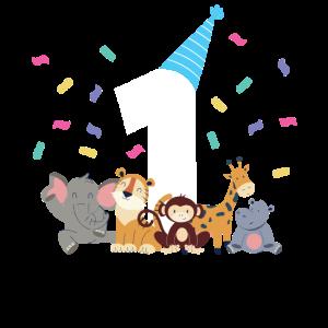 1. Baby Geburtstag