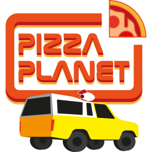 Pizza-Truck Planet