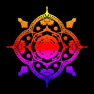 Mandala Boho Mandala Style Muster bohemian