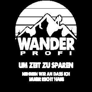 Wander Profi Wandern Bergsteigen Alpen Berge
